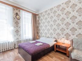 Apartment on Dmitrovskiy Pereulok, St. Petersburg