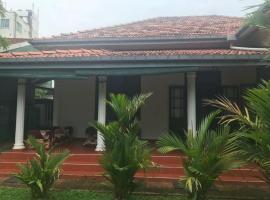 Mount Beach Villa, Mount Lavinia