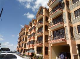 Savannah Luxury Apartment, Nairobi