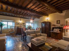 Residenza alla Lizza, Siena