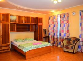 Apartment on Krasnyi prospekt 49, Nowosybirsk