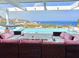 Modern Luxury Villa, Líndos