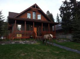 Banff Bear Bed & Breakfast, Banff