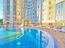 Апартаменты Люкс с Бассейном / Queen Palace, Moskau