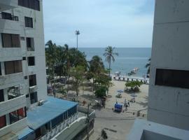 apartamento 504 karey, Santa Marta