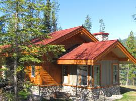 Patricia Lake Bungalows, Jasper
