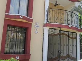 Habitaciones en Conjunto Villavanesa, Ibagué