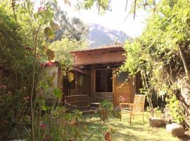 Amaruanka Guesthouse, Urubamba