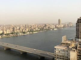 Nile Horizon Apt & Suites, Kair