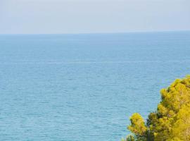 Apartamento Las Palmeras con vista al mar, Miami Platja