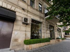 Sweet studio on Bul bul street (Nizami cinema), Baku