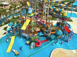 Emerald Aqua Park City, Hurghada