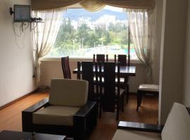 Apartamento Amueblado, Quito