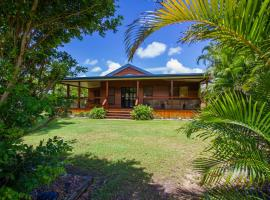 BEACHCOMBER HOLIDAY HOUSE, Agnes Water