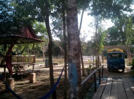 Natural Bungalow Ta Kheav, Koh Rong Island