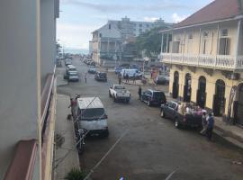 Hotel Central, São Tomé