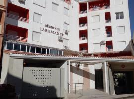 Résidence Taremante, Bejaïa