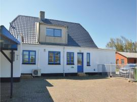 Five-Bedroom Holiday Home in Ulfborg, Fjand Gårde