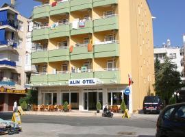Alin Hotel, Alanya