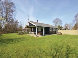Three-Bedroom Holiday Home in Sydals, Skovbyballe