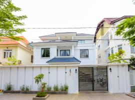 The Luxury White Villa in Vung Tau, Vung Tau