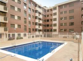Three-Bedroom Apartment in Aguilas, Águilas