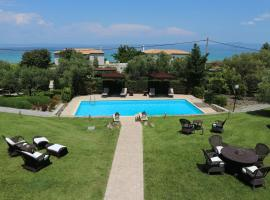 Luxurious Villa with Private Pool, Chanioti