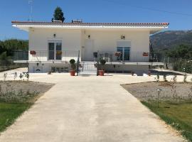 Villa Filoxenia, Amárinthos