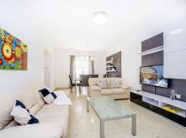 Cozy Lovely 3 bedroom Flat, Theoria Travel, Saint Julian's