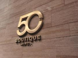 50th Boutique Hotel, Vittoriosa