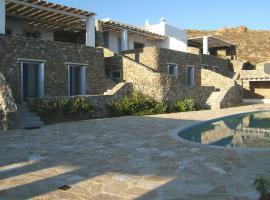 Lia Luxury Villa, Kalafatis