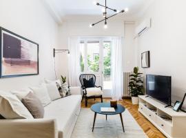 Classy & Charming 1BD Apartment in Kolonaki, Athene