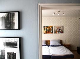 Ferienhaus & Ferienzimmer Frickental