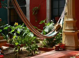 Monchito´s Hostal, Quetzaltenango