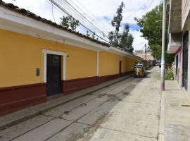 Centro cultural de Montaña Beto Pinto, Huaraz