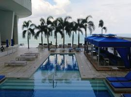 Cozy Apartment en Trump Tower, Панама