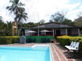 hostería Piedras Verdes, Santa Fe de Antioquia