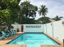 Housereef Dive Hostel, Dumaguete