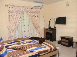 81 Division Officers Mess Apartment, Lagos