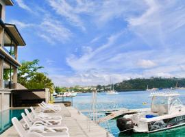 Onyx Luxury Harbour Resort Residences, Port Vila