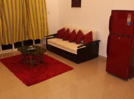 Ruby Residency, Canacona
