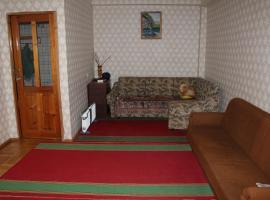 Квартира в центе Пицунды, Pizunda