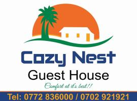 Cozy Nest Kampala, Bwaise