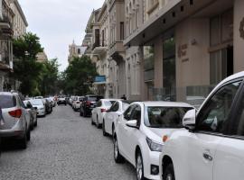 Diamonds Apartment, Baku