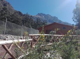 Eco Lodge cabañas, Urubamba