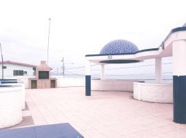 Condominio Viña del Mar, Crucita