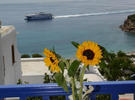 Fraskoula's Beach, Agios Stefanos