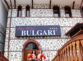 Bulgari Family Hotel, Melnik