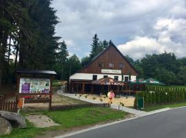 Penzion Neubauer, Ostružná