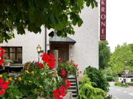 Bed and Breakfast Krone, Шелленберг